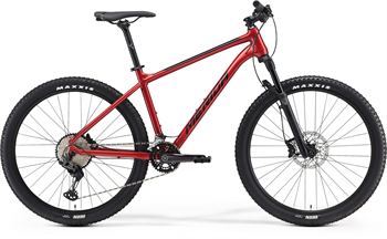 Merida BIG.SEVEN XT2 X'Mas Red (<163 cm)