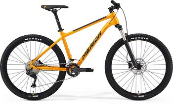 Merida BIG.SEVEN 300 oranžové/černé (155-165 cm)
