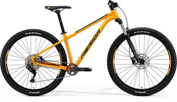 Merida BIG.TRAIL 200 oranžové/černé (165-180 cm)