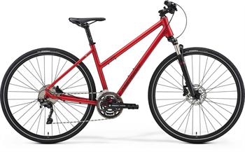 Merida CROSSWAY 500-LADY červené (155-170 cm)
