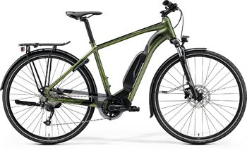 Merida eSPRESSO 300SE EQ zelené/černé (155-170 cm)