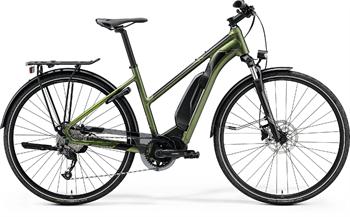 Merida eSPRESSO 300-L SE EQ zelené/černé (<160 cm)
