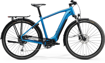 Merida eSPRESSO 400 S EQ modré/černé (161-180 cm)