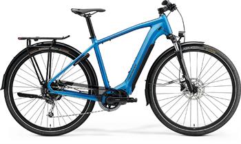 Merida eSPRESSO 400 S EQ modré/černé (171-190 cm)