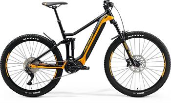 eONE-FORTY 400 Black/Orange XL(45)