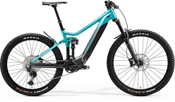 eONE-SIXTY 700 Glossy Met. Teal/Anthracite XL(47)