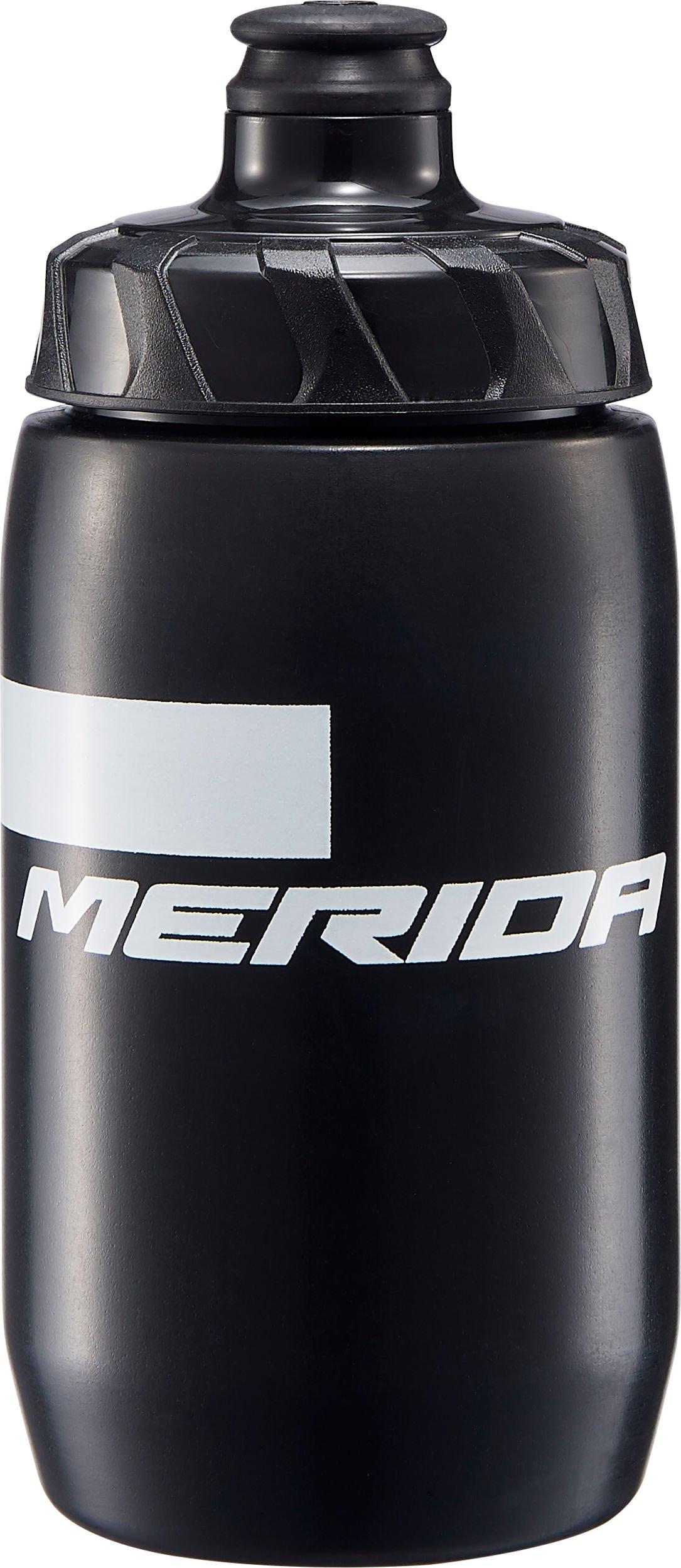 MERIDA - Lahev CLASSIC černo-bílá  ( 500ml s odmont. krytkou )