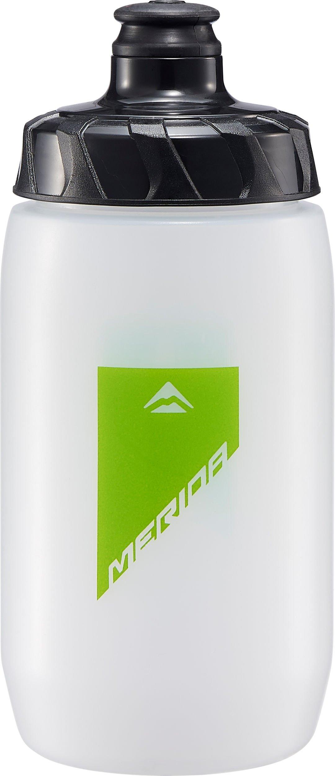MERIDA - Lahev  025  transparentní-zelená  ( 500ml s odmont. krytkou )