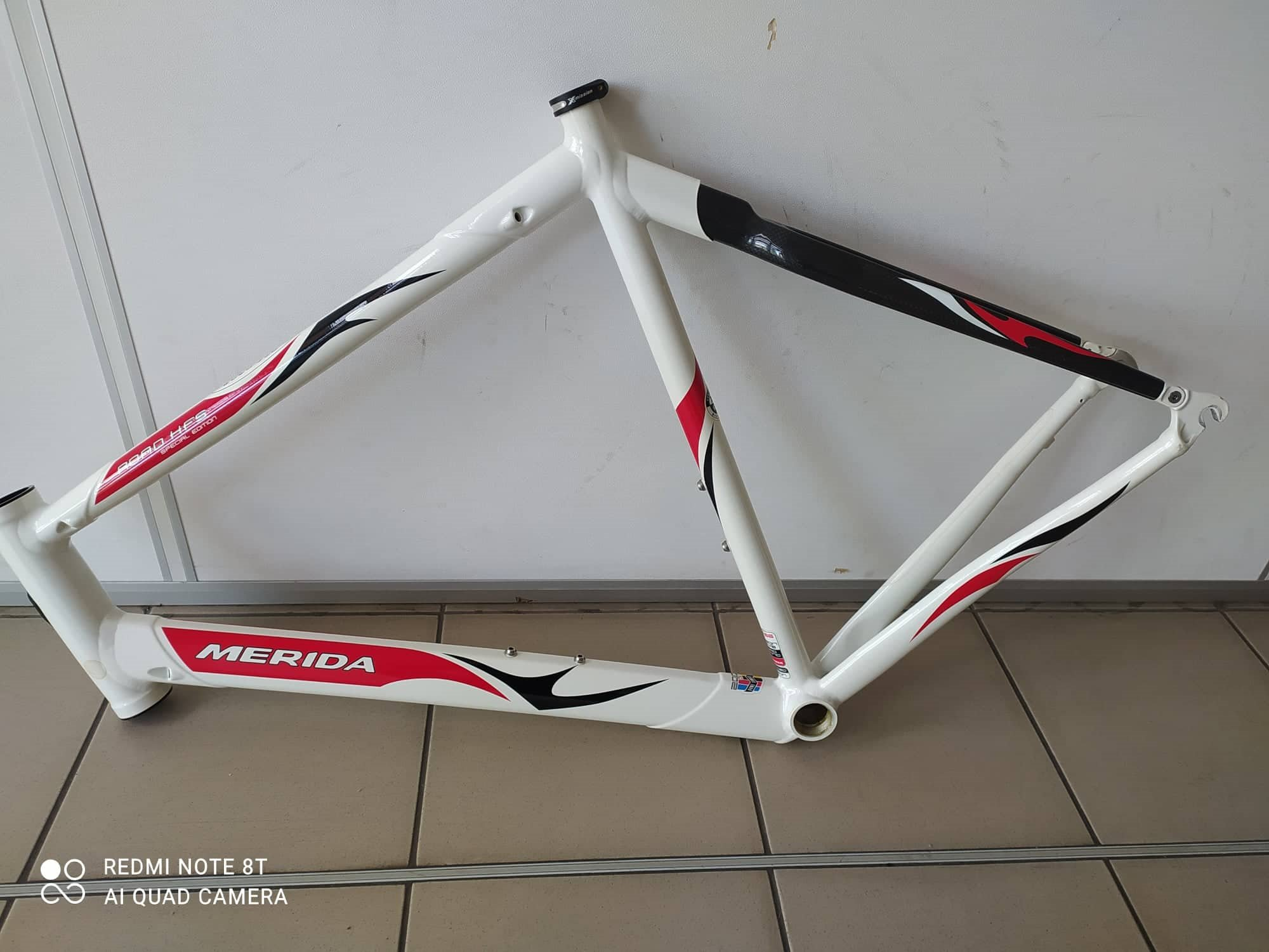 Rám ROAD CARBON 906 XXL