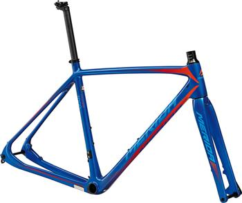 Rám CYCLOCROSS 7000 Blue(Orange/Red)