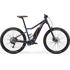 eBIG.TRAIL 500  METALLIC BLUE/BLACK(RED)