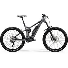 eONE-SIXTY 500  MATT GREY/BLACK