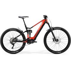 eONE-SIXTY 5000 Glossy Race Red/Matt Black