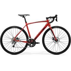 MISSION CX 300 SE Silk X'Mas Red(Black)