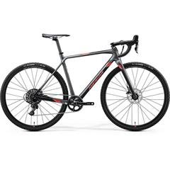 MISSION CX 5000 Silk Silver/Black(Red)