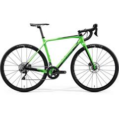 MISSION CX 7000 Glossy Flashy Green/Black