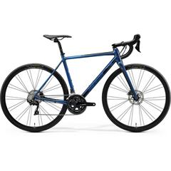 MISSION ROAD 400 Silk Ocean Blue(Black)