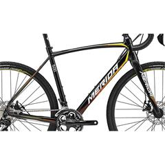 Rám  CYCLOCROSS 500 Metallic Black(Yel/Red)