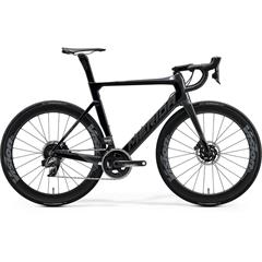 REACTO DISC FORCE EDITION Glossy Black/Gilttery Silver