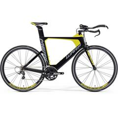 WARP TRI 3000 Black/Yellow(Grey) M(54)