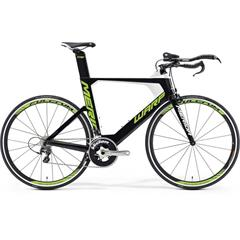 WARP TRI 5000 Black/Green(White) S(51)